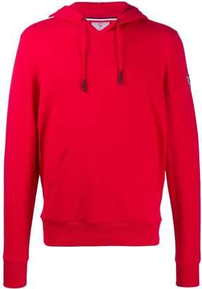 Rossignol plain fitted hoodie