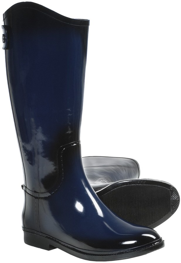 dav Equestrian Rain Boots - Waterproof (For Women)