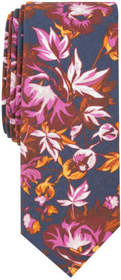 Original Penguin Men's Bathgate Floral Skinny Tie