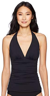 Bleu Rod Beattie Women's Halter Tankini Top