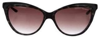Saint Laurent Cat-Eye Gradient Sunglasses