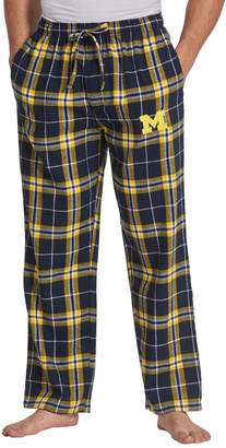 NCAA Men's Concepts Sport Michigan Wolverines Huddle Lounge Pants