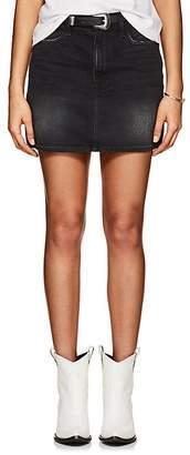 Frame Women's Le Mini Denim Skirt