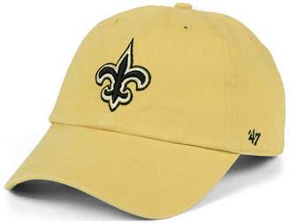 '47 New Orleans Saints Clean Up Strapback Cap