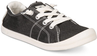 Roxy Bayshore Lace-Up Sneakers Women's Shoes $49 thestylecure.com