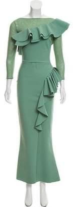 Chiara Boni Maria Chiara Evening Dress w/ Tags