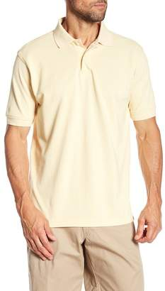Bills Khakis Supima Pique Straw Polo Shirt