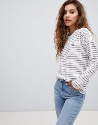 Lee Jeans Long Sleeved Stripe T-Shirt