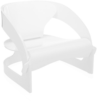 Kartell Joe Colombo Armchair - White