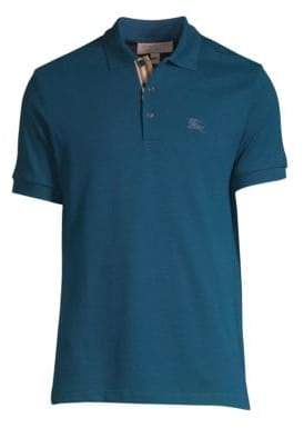 Burberry Hartford Cotton Polo