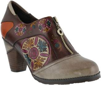 Spring Step L'Artiste Leather Shooties - Raina