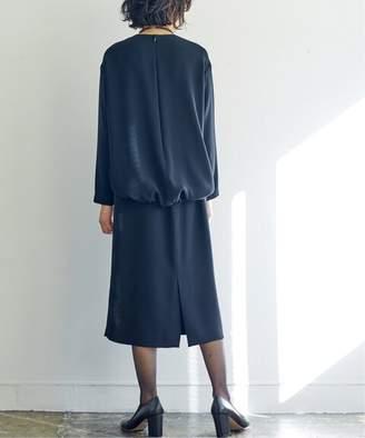 HARDY NOIR 《予約》オーバートップブラックドレス