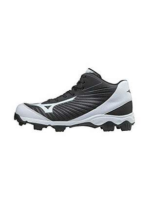 Mizuno Men's 9-Spike Advanced Franchise 9 Molded Cleat-Mid Baseball Shoe