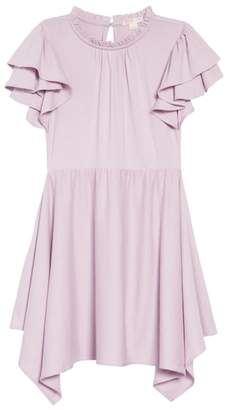 J.Crew crewcuts by Flutter Sleeve Dress