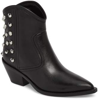 Marc Fisher LTD Baily Studded Western Bootie