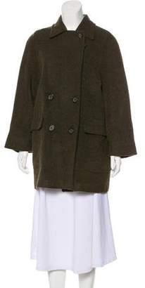 Max Mara Weekend Notch-Lapel Short Coat