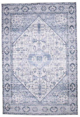 Made In Turkey Low Pile Boho Rug