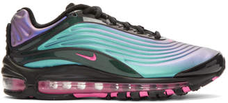 Nike Purple Air Max Deluxe Sneakers