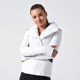 Blanc Noir Motion Panel Puffer - Women's