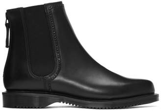 Dr. Martens Black Zillow Chelsea Boots