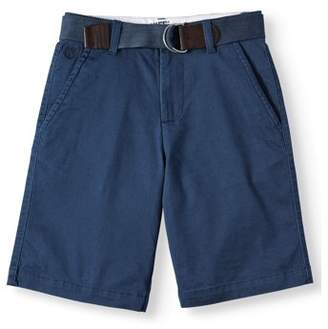 Cherokee Belted Chino Shorts (Little Boys & Big Boys)