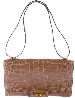 Hermes Crocodile Olympie Bag