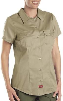 Dickies Drop Ship 5.25 oz. Short-Sleeve Work Shirt