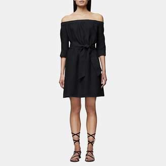 Frame Off-the-Shoulder Dress