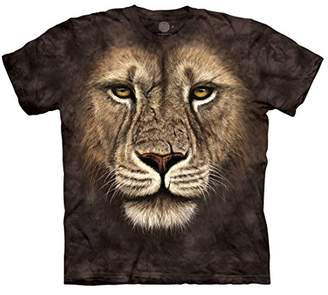 The Mountain Men's Lion Warrior T-Shirt