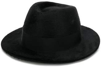 Saint Laurent classic trilby hat