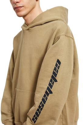 Yeezy Embroidered French Terry Hoodie