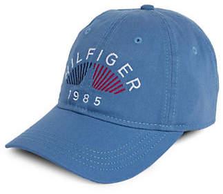 Tommy Hilfiger Garnett Embroidered Logo Baseball Hat