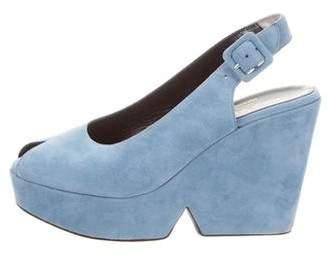 Robert Clergerie Dylanmcv Wedge Sandals