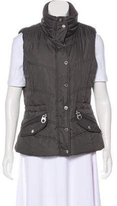 Calvin Klein Zip-Up Puffer Vest