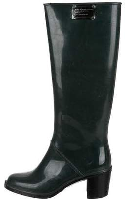 Marc by Marc Jacobs Rubber Rain Boots