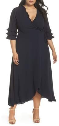 Cooper St Bridgette Wrap Dress