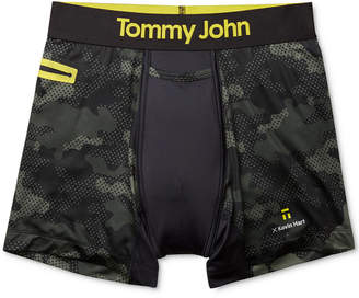 Tommy John Men's Kevin Hart Printed Sport Trunks