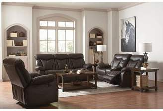 Canora Grey Amick Motion 3 Piece Reclining Living Room Set Canora Grey