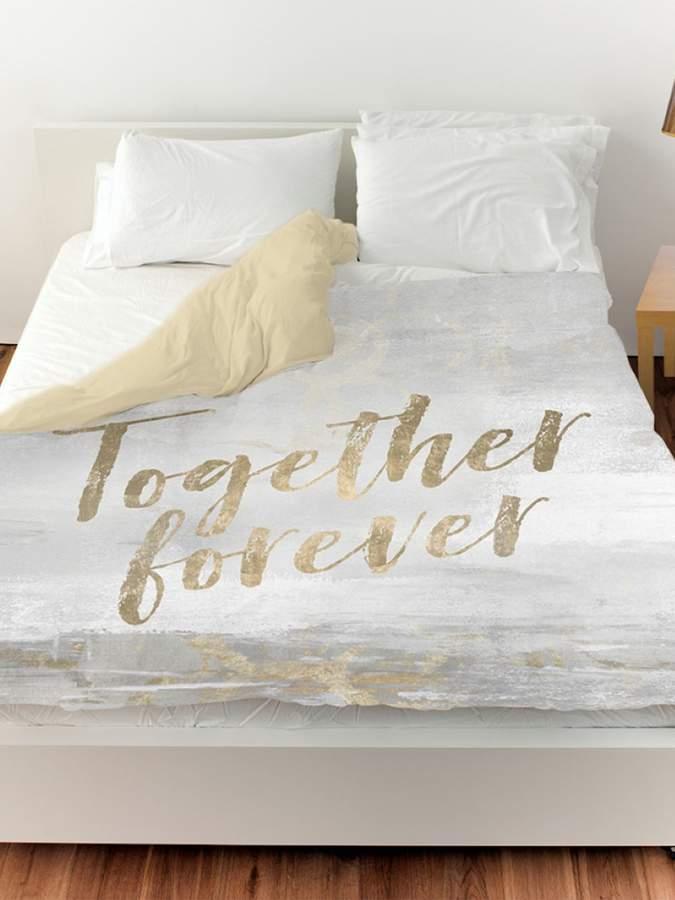 Together Forever Duvet Cover