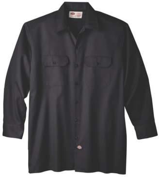 Dickies Men's Long-Sleeve Work Shirt