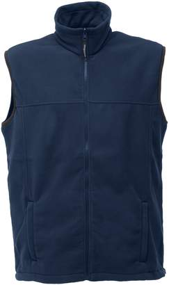 Regatta Mens Haber II 250 Series Anti-pill Fleece Bodywarmer / Sleeveless Jacket (S)