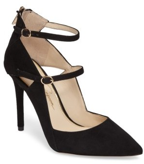 Women's Jessica Simpson Liviana Pointy-Toe Pump $97.95 thestylecure.com