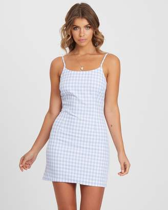 Atmos & Here ICONIC EXCLUSIVE - Tori Tie Back Dress