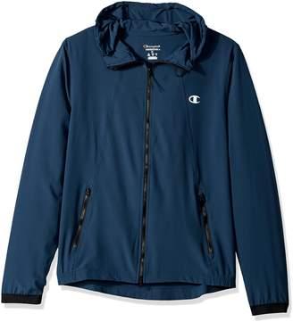 Champion Men's 365 Reflective Training Jacket Outerwear,