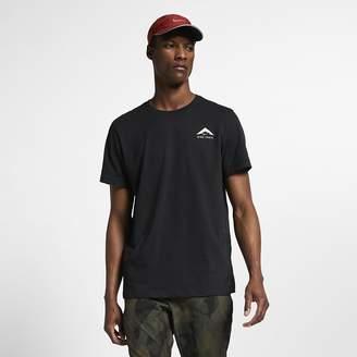 Nike Men's Running T-Shirt Trail Dri-FIT