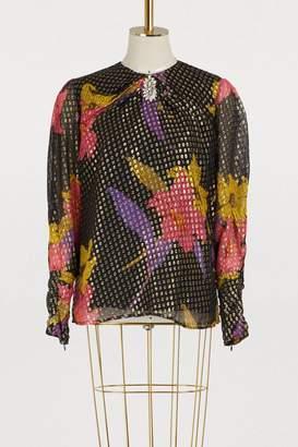 Dodo Bar Or Veronica lurex blouse