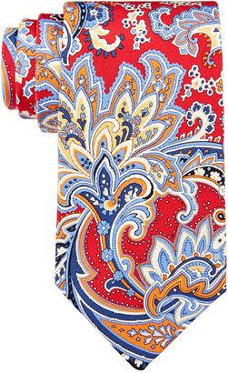Lauren Ralph Lauren Men's Paisley Silk Tie $65 thestylecure.com