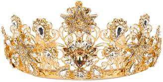 Dolce & Gabbana embellished crown