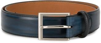 Magnanni brushed effect belt
