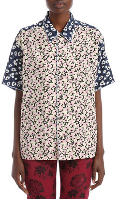 Marni S/S Polo Neck Shirt